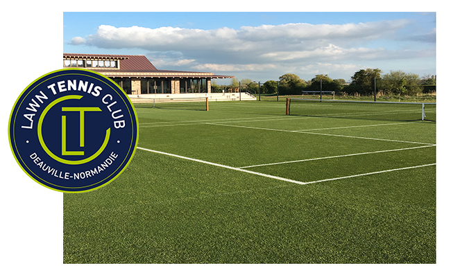 Tennis Lawn Club of Deauville