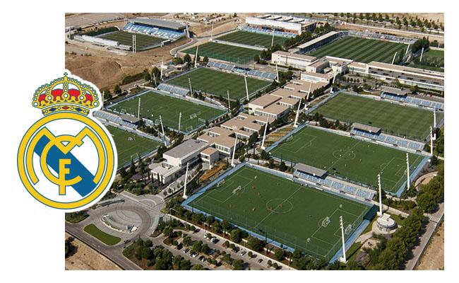 Real Madrid training center – Ciudad deportiva Real Madrid