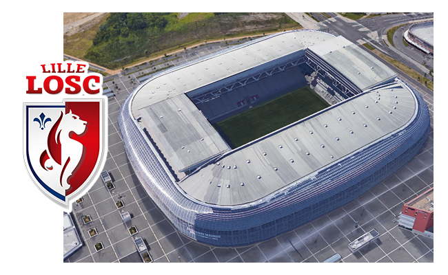 Stade Pierre Mauroy – Lille
