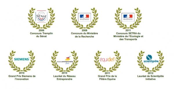 Prix reçus par Natural Grass