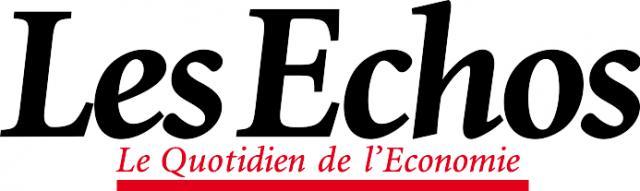 Logo journal quotidien les echos