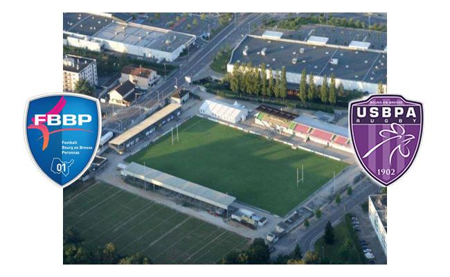 Stade Marcel Verchère  – Bourg-en-Bresse