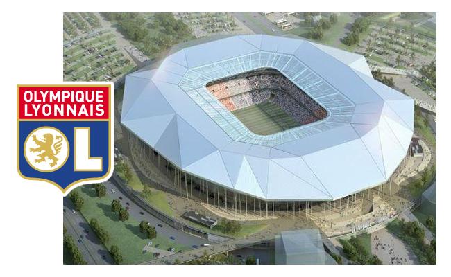 nouveau Stade de Lyon
