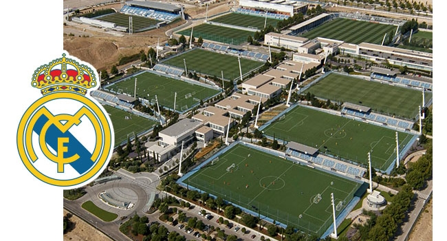 Centre d'entrainement du Real Madrid – Ciudad deportiva Real Madrid