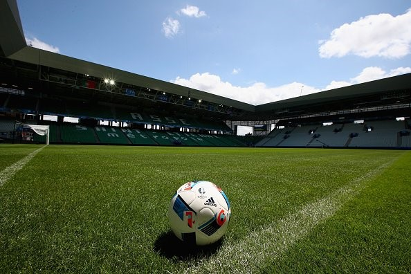 Stade Geoffrey Guichard AirFibr